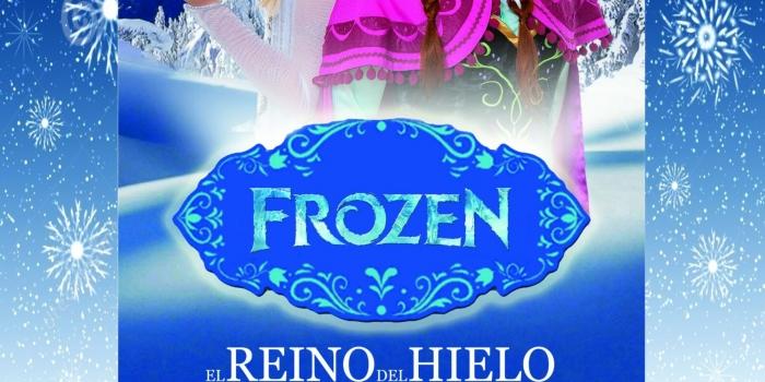 Entradas a la venta para el musical Frozen