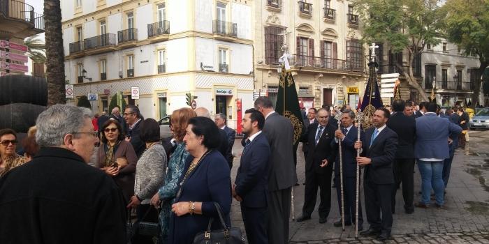 PEREGRINACIÓN DE LAS HERMANDADES, AÑO SANTO DE LA MISERICORDIA.