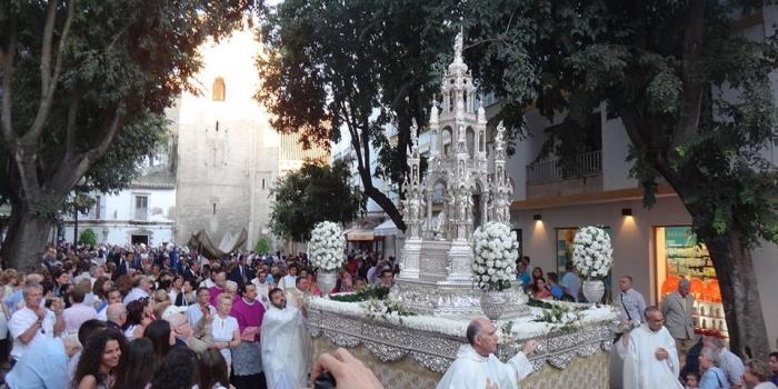 DOMINGO 29 DE MAYO. SOLEMNIDAD DEL SANTÍSIMO CUERPO Y SANGRE DE CRISTO.