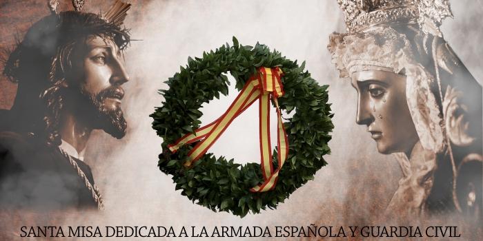 Santa Misa dedicada a la Armada Española y a la Guardia Civil