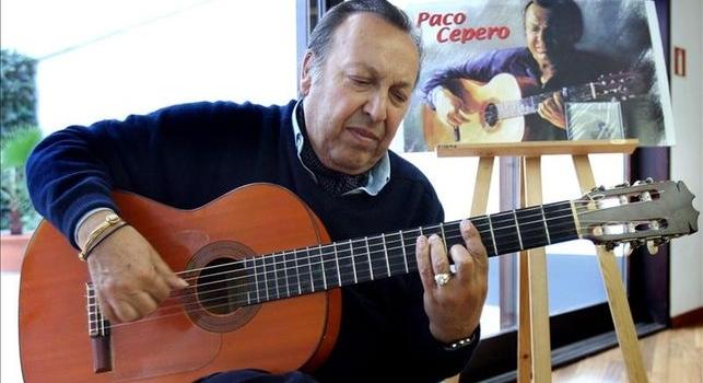 Felicitación a Paco Cepero, por el título de Hijo Predilecto de Jerez de la Frontera