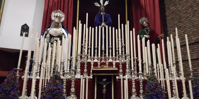 Altar de Cultos del Solemne Quinario