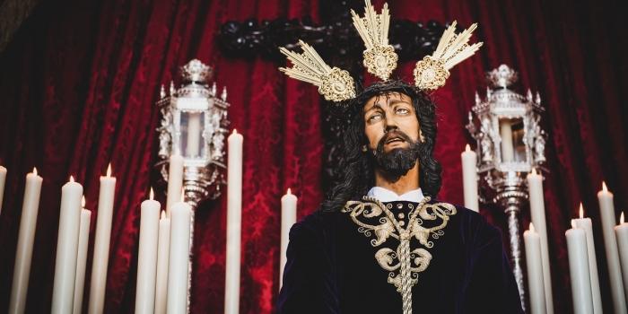 Solemne Ceremonia de Besapiés a Nuestro Padre Jesús de la Sentencia y Humildad