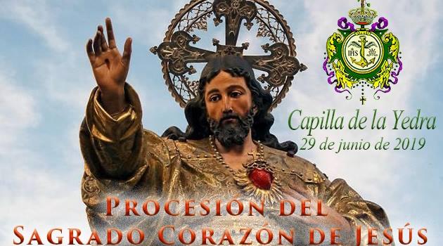 Triduo y Procesión en honor del SAGRADO CORAZÓN DE JESÚS