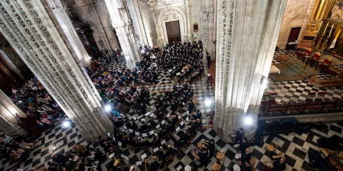 VIDEO CONCIERTO DE MARCHAS PROCESIONALES