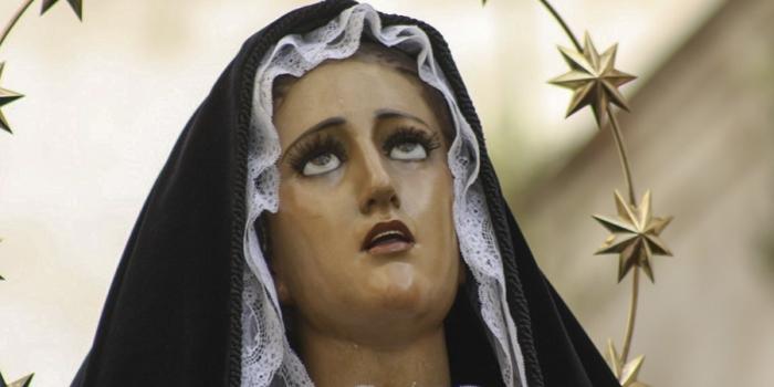 Felicitaciones a la Hermandad de Nuestra Señora del Amor y Sacrificio