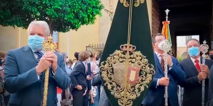 PROCESIÓN DE NTRA. SRA. DE LA MERCED, PATRONA DE JEREZ