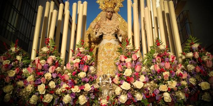 FUNCIÓN SOLEMNE conmemorativa del VIII Aniversario de la Coronación Canónica de Nuestra Señora de la Esperanza de la Yedra